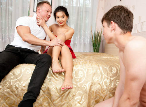 wife lover cuckold husband